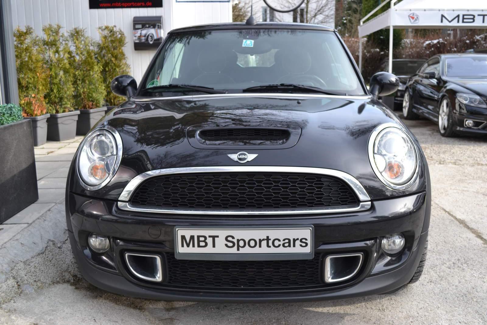 Mbt Sportcars Mini Cooper S Cabrio Chilli Navi Xenon